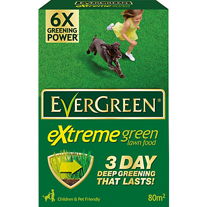 Image for Evergreen Extreme Green Lawn Food Refill Box from StoreName