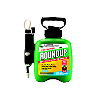 Roundup Fast Action Ready To Use Mini Pump 'N Go Weedkiller - 2.5L