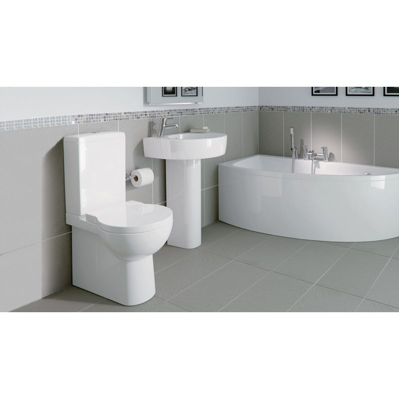 Homebase Fitted Bathrooms: Corner Baths: Right & Left Hand Corner Baths, Offset Baths
