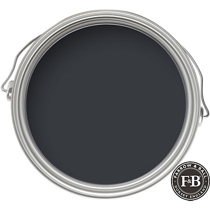 Image for Farrow & Ball Modern No.31 Railings - Emulsion Paint - 2.5L from StoreName