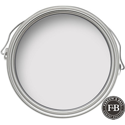 Image for Farrow & Ball Modern No.2011 Blackened - Matt Emulsion Paint - 2.5L from StoreName