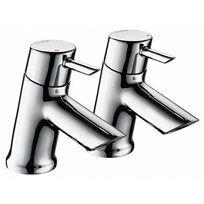 Image for Bristan Acute Bath Taps Chrome from StoreName