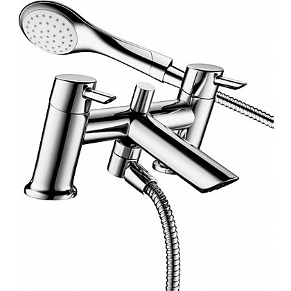 Image for Bristan Acute Bath Shower Mixer Chrome from StoreName