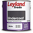 Leyland Undercoat White Trade Paint 2.5L