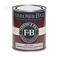 Farrow and Ball Interior Wood Primer Undercoat - Mid Tones - 750ml