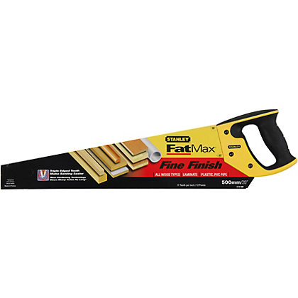 Image for Stanley FatMax Fine Cut Saw - 20in from StoreName