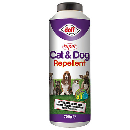 Image for Doff Super Cat and Dog Repellent - 700g from StoreName