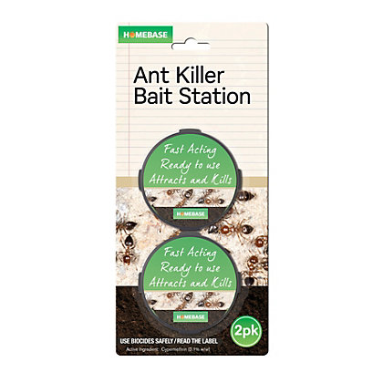Image for Homebase Ant Bait Stations from StoreName