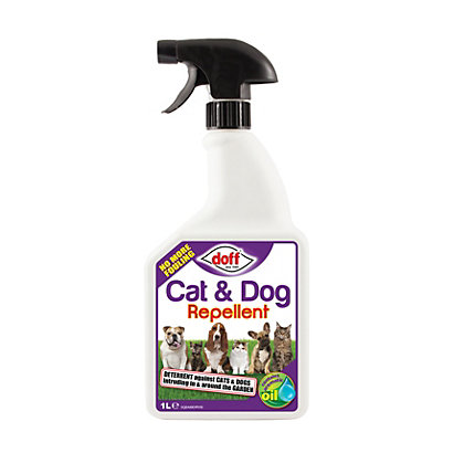 Image for Doff Cat And Dog Repellent - 1L from StoreName