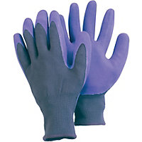 Comfi Gloves in Blue & Purple - Small