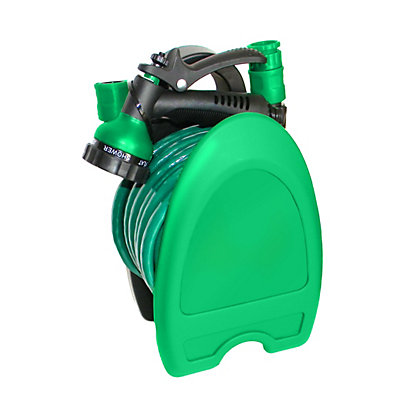 Image for Mini Hose Reel With Hose - 10m from StoreName