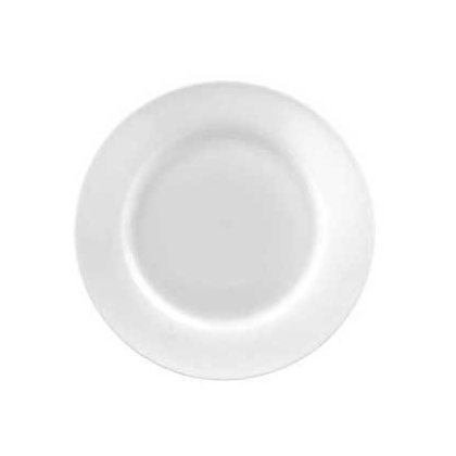 Image for Porcelain Side Plate - White from StoreName