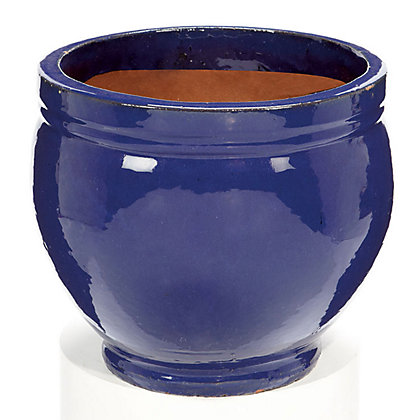 Image for Glazed Malay Plant Pot - 47cm from StoreName