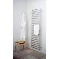 Wentbridge Heated Towel Rail - 1700 x 500mm - Chrome