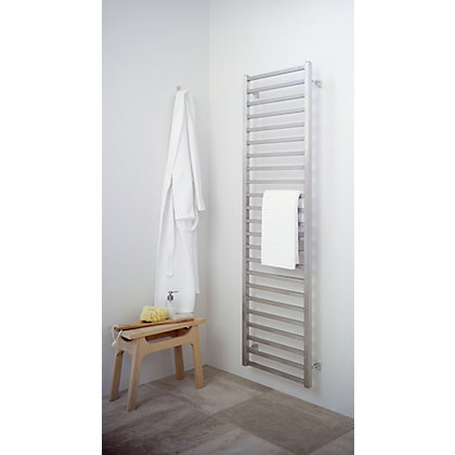 Image for Wentbridge Heated Towel Rail - 1700 x 500mm - Chrome from StoreName