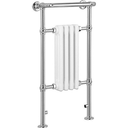 Image for Kingston Heated Towel Rail - 952 x 659mm - Chrome from StoreName