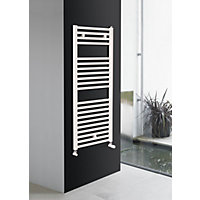 Richmond Heated Towel Rail - White 1142 x 600mm
