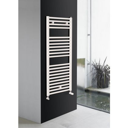 . Richmond Heated Towel Rail   1646 x 600mm   White