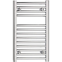 Ashby Heated Towel Rail - Chrome 700 x 420mm