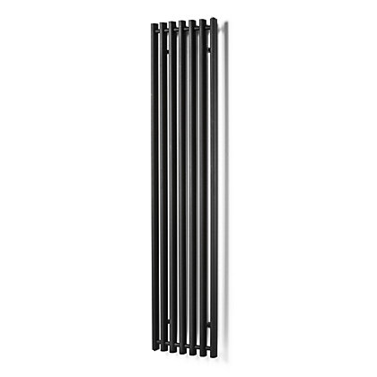 Image for Rochester Designer Radiator - Black - 1760Hx390L from StoreName