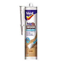 Polycell - Polyfilla For Wood - General Repairs - Medium - 480g