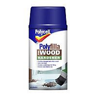 Polycell Wood Hardener - 250ml