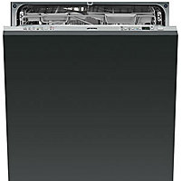Smeg DI6013NH-1 Fully Integrated Dishwasher - 60cm - Black