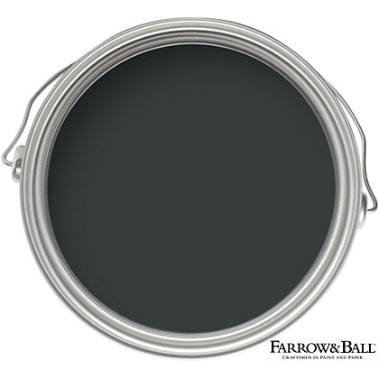 Image for Farrow & Ball Estate No.93 Studio Green - Matt Emulsion Paint - 2.5L from StoreName