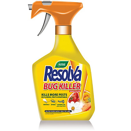 Image for Resolva Bug Killer - 1L from StoreName
