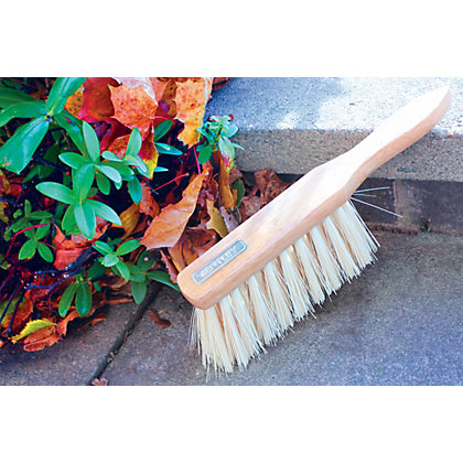 Image for Master Gardener Soft Wooden Hand Brush from StoreName