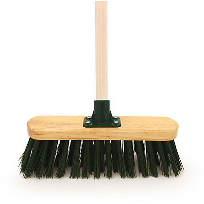 Image for Master Gardener Stiff PVC Broom from StoreName