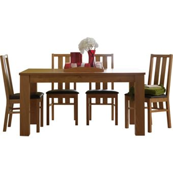 Timeless dining room furniture for Dining room tables homebase
