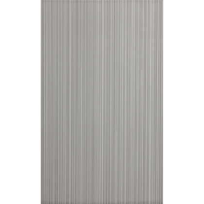 Image for Brooklyn Linea Grey Ceramic Wall Tile - Collect in Store from StoreName