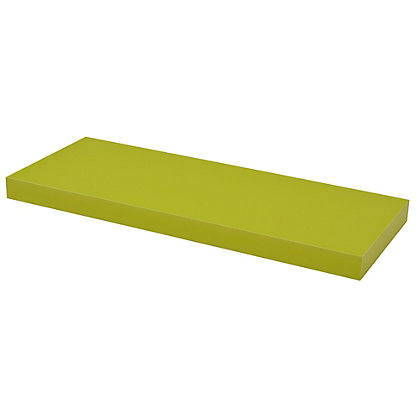 Image for Duraline Floating Shelf - Green - 60cm from StoreName