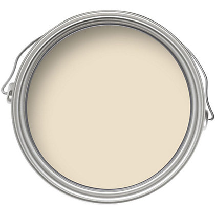Image for Dulux Barley White - Matt Emulsion Paint - 2.5L from StoreName