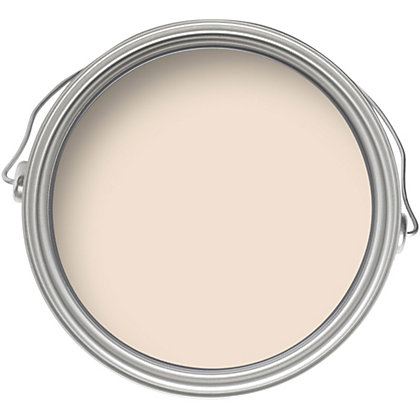 Image for Dulux Apricot White - Silk Emulsion Paint - 2.5L from StoreName
