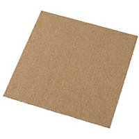 Value Carpet Tile Sand - 50 x 50cm