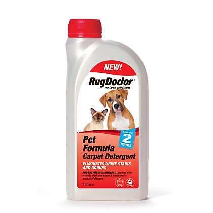 Rug Doctor Pet Formula Carpet Detergent