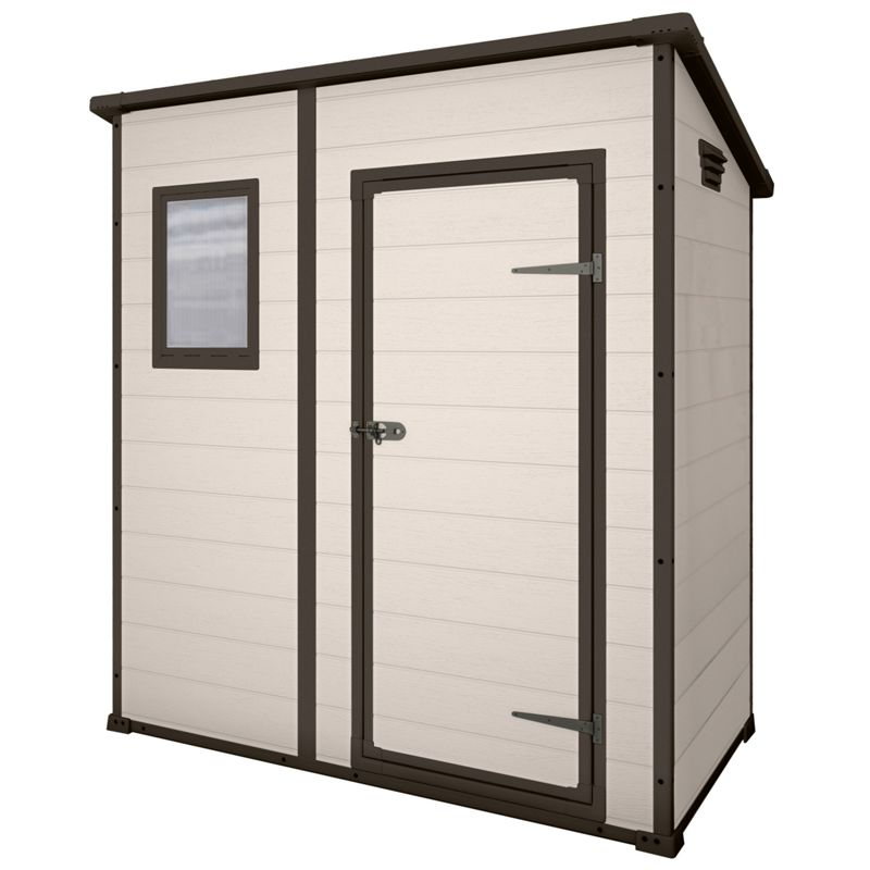 sale on keter pent shed 6x4 keter now available our. Black Bedroom Furniture Sets. Home Design Ideas