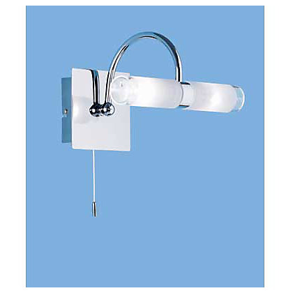 Image for Vasa Wall Light - Chrome - 26cm from StoreName