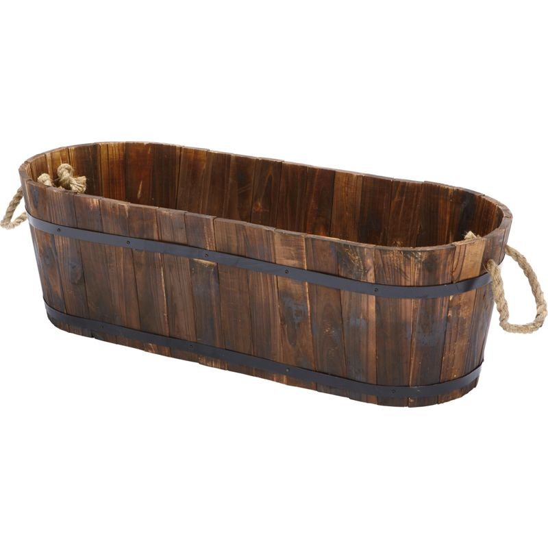 Trough Planters Available From Troughplanters.co.uk