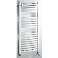 Tuscana Heated Towel Rail - 1600 x 600mm - White