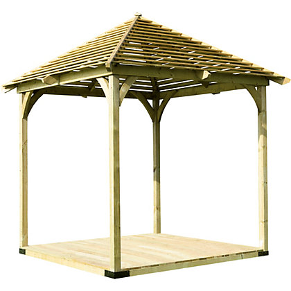 Image for Forest Venetian Garden Pavilion with Deck from StoreName