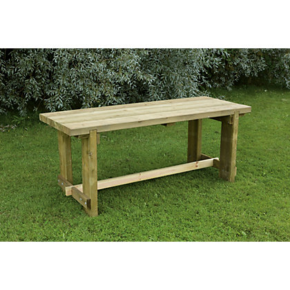 Image for Refectory Garden Table - 1.8m from StoreName