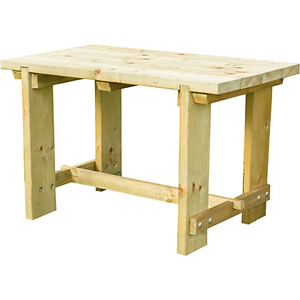 Image for Refectory Table - 1.2m from StoreName