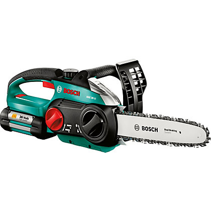Image for Bosch AKE 30 Li-Ion Cordless Chainsaw from StoreName