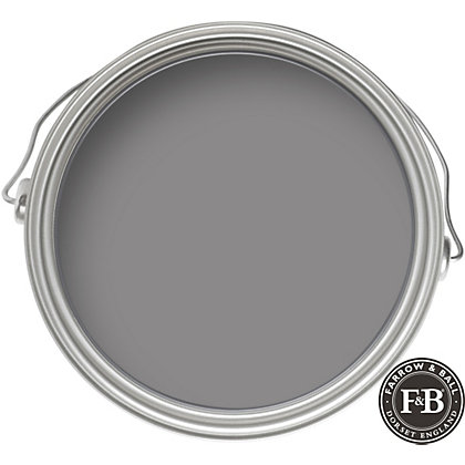 Image for Farrow & Ball Modern No.272 Plummett - Matt Emulsion Paint - 2.5L from StoreName