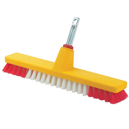 Image for Wolf - Garten Decking and Scrubbing Brush - 37cm from StoreName