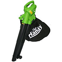 The Handy 3000W Variable Speed Garden Blower Vacuum
