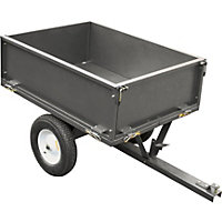 Handy Towed Trailer - 500lbs - Steel
